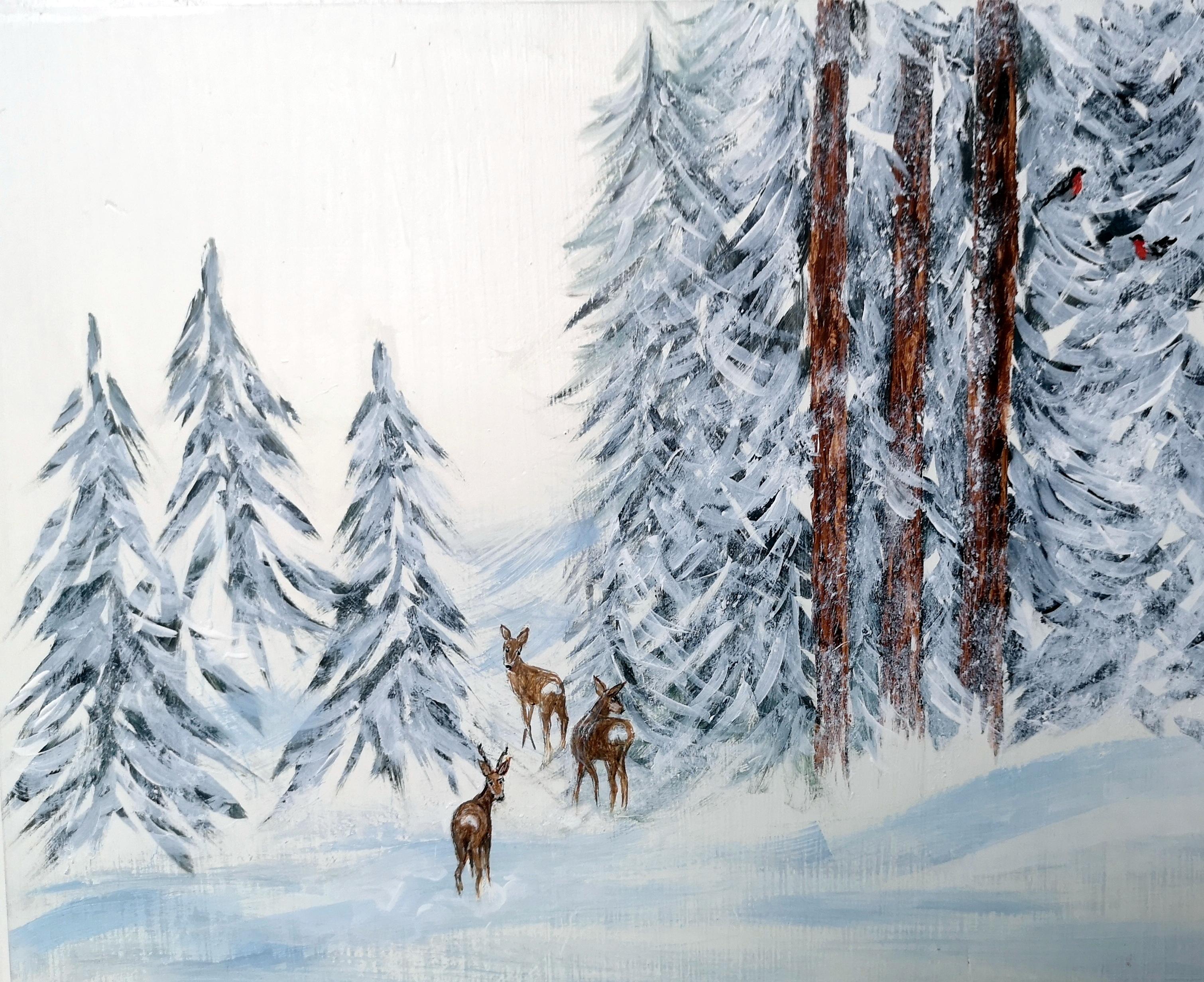 8 Mars – En vacker vinterdag!